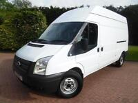 2013 Ford Transit T350 2.2TDCi LWB HIGH ROOF PANEL VAN