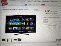Samsung 39inch smart LED TV