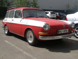 1971 Volkswagen type 3 square back