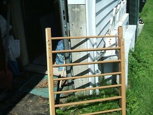 Wooden Safety fence for sale