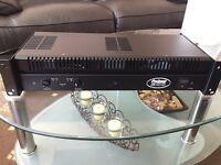 Prosound amplifier