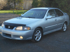 2002 Nissan Sentra SE-R Automatic, Full Load, A/C Froid
