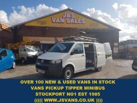 2012 12 VOLKSWAGEN TRANSPORTER 2.0 T28 TDI BLUEMOTION TECHNOLOGY AIR CON + SAT N