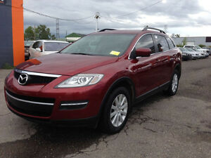 2007 Mazda CX-9 Touring SUV 4X4 Mint Conditions