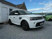 2011 (11) LAND ROVER RANGE ROVER SPORT AUTOBIOGRAPHY 3.0 TDV6 AUTO ( 245 bhp )