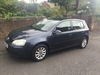 2007 Volkswagen Golf Match 1.9 Tdi