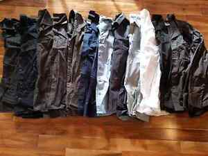 Men's dress shirts MEDIUM