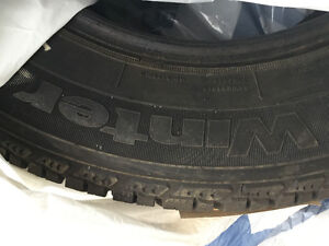 "Pneus Goodyear Grip Winter 15"" (4)"