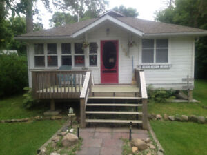 Charming Winnipeg Beach cottage for rent