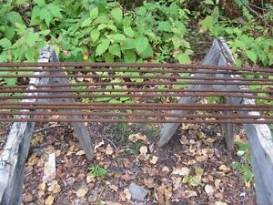 """1/2"""" Treaded Rods (long pieces)"""