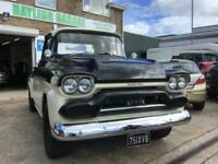 1958 GMC 150 PICK UP TRUCK CUSTOM AMERICAN HOTROD CLASSIC