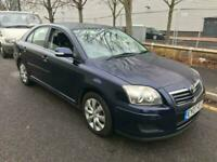 2007 Toyota Avensis ONE ONWER SINCE NEW,FULL TOYOTA HISTORY,,2.0 D-4D Colour Col