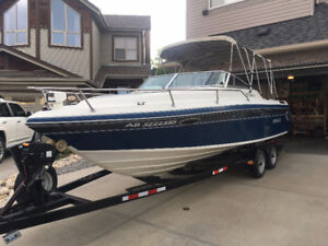 1990 Rinker Festiva 230 23' Cuddy Cabin w/ trailer - runs great!