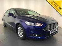 2015 FORD MONDEO ZETEC ECONETIC TDCI DIESEL HATCHBACK SAT NAV £20 ROAD TAX