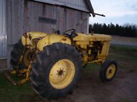 1966 International Industrial tractor with PTO and 3 point hitch