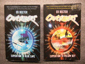 Outriders, Books 1 and 2 by Ed Decter, *For youth 8+ years old