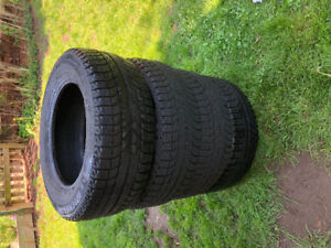 Michelin X-Ice Winter Tires $100 for 4