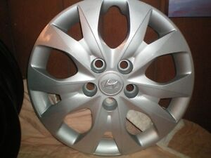 Great Deal  on 4 New 16''  Original Hyundai Wheel Covers