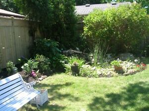 Upscale Garden Apartment Available Feb.1,2017