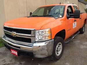 2009 Chevrolet Silverado 2500 HD  LT Crew Certy &E Test $7850