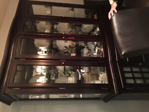 Moving a China cabinet - 2 Men and a truck/van