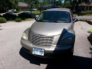 2004 Chrysler PT Cruiser Hatchback London Ontario image 1