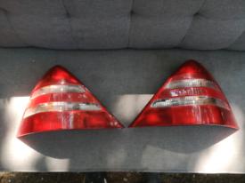 Slk merc rear lights