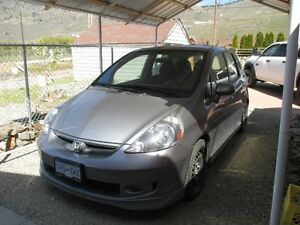 2008 Honda Fit sport edition Hatchback