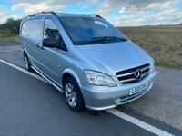 2013 Mercedes-Benz Vito 116CDI Van PANEL VAN Diesel Manual