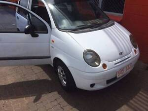2001 Daewoo Matiz Hatchback Darwin CBD Darwin City Preview
