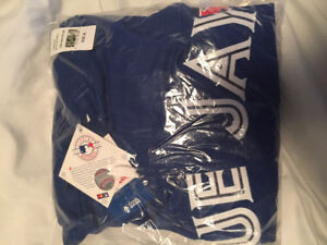 NEW Donaldson Blue Jays Jersey size XL