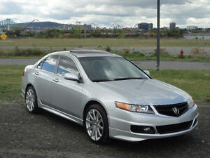 2008 Acura TSX A-Spec Berline