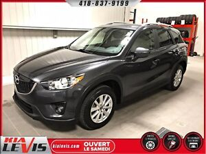 Mazda CX-5 GS-2.5-AWD-TOIT-MAGS 2014