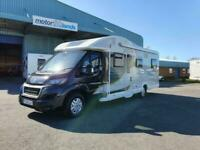 2020 BAILEY AUTOGRAPH 81 6 PEUGEOT BOXER 2.0 HDI 165 BHP BLUE CHASSIS CAB Diesel