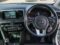 2019 Kia Sportage 1.6T GDi ISG 2 5dr [AWD] 4x4 Petrol Manual