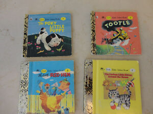 """Set of 8 Vintage 60-80's """"Little Golden Books"""" Set Great Shape Kitchener / Waterloo Kitchener Area image 6"""