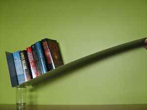 Metal Book Shelves