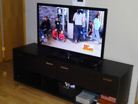 "46"" Samsung Smart TV with Dongle in Whitecourt"