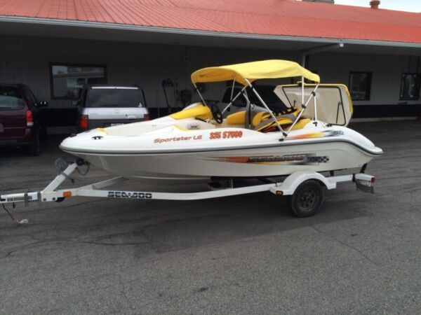 Used 2003 Bombardier sportster le 150