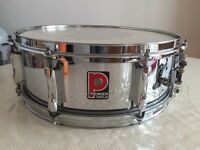80's Premier 14x5 Steel Snare Drum