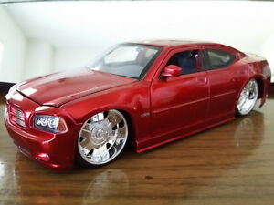 2006 Charger R/T Diecast Scale 1/24
