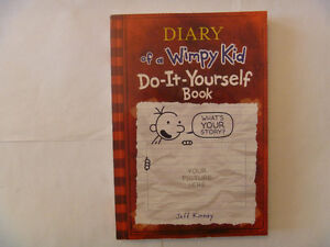 Diary of a wimpy kid buy or sell books in winnipeg kijiji diary of a wimpy kid by jeff kinney solutioingenieria Images