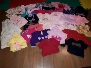 3 to 6 month clothes
