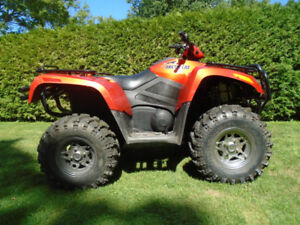 2008  4x4 Arctic Cat