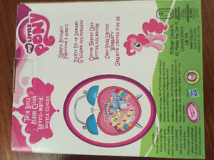 New! My little pony twin bell alarm clock Reduced! Kitchener / Waterloo Kitchener Area image 3