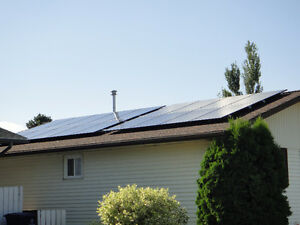 Solar Panels from Solarcor, Green Energy for your Home