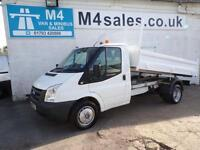 Ford Transit TIPPER 330 LIMITED S/C MWB 115PS