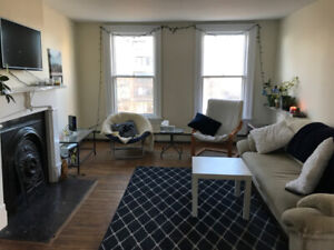 2 BEDROOM APT, MAY 1st SUBLET, STEPS TO DAL