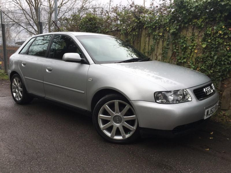2002 audi a3 1 9tdi 130 1 9 tdi sport 5dr mot 04 2017 fsh good drive in gloucestershire. Black Bedroom Furniture Sets. Home Design Ideas