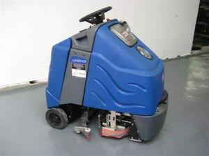 Just in! Chariot iScrub - *STAND ON FLOOR SCRUBBER!*